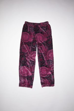 Acne Studios FN-MN-TROU000531 /black Drawstring trousers