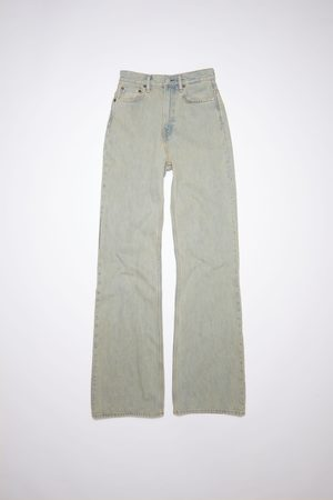 Acne Studios Bootcut - 1990 Earth /beige Bootcut fit jeans