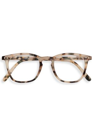 Izipizi Women Sunglasses - Light Tortoise #E Shape Reading Glasses LMSEC