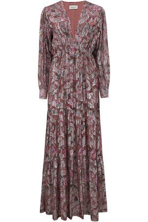 Berenice Women Printed Dresses - Rym Floral Dress - Midnight
