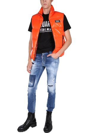 Dsquared2 QUILTED PADDED VEST