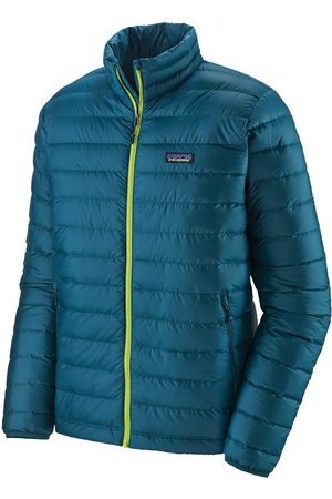 Patagonia Men Outdoor Jackets - Mens Down Sweater Jacket Crater