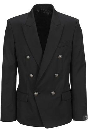 Balmain Men Blazers - Double-breasted blazer