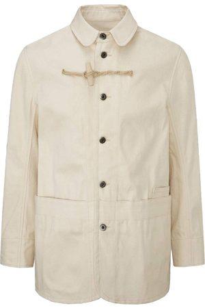 Gloverall Men Jackets - ULLAC oy X Painter Suit Jacket Ecru