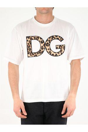Dolce & Gabbana T-shirt DG animalier