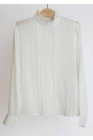Berenice Chad Cotton Blouse - Off