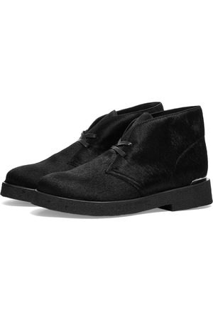 Clarks Men Lace-up Boots - Fur Desert Boot