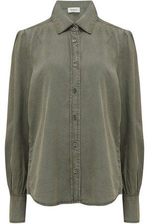 Berenice Women Shirts - Cleyton Shirt - Military