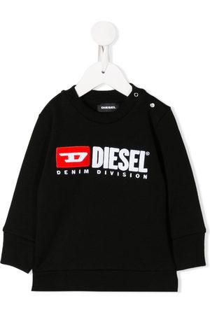 Diesel Logo print sweatshirt