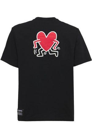 Axel Arigato Men T-shirts - Keith Haring Printed T-shirt