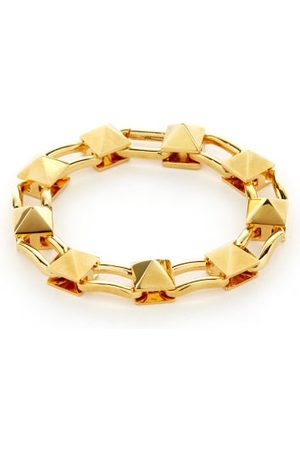 VALENTINO GARAVANI Rockstud Chain Bracelet - Womens