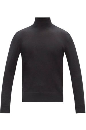 The Row Emile Roll-neck Wool-blend Sweater - Mens