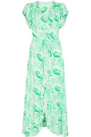 Melissa Odabash Women Beach Dresses - Bria wrap kaftan dress