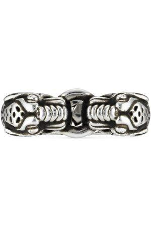Gucci Men Rings - Tiger sterling ring