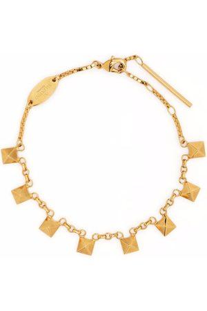VALENTINO GARAVANI Women Bracelets - Rockstud charm bracelet