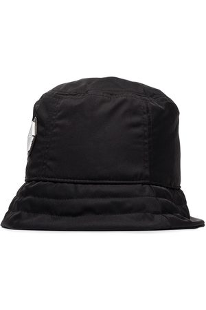 A-cold-wall* Men Hats - Cell diamond-patch bucket hat