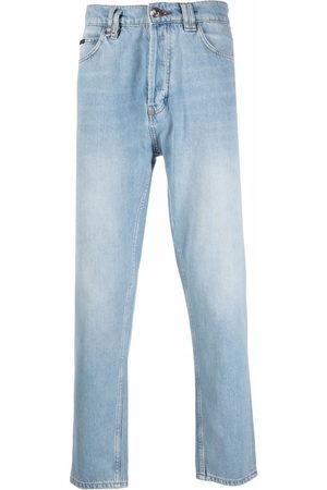 Philipp Plein Men Straight - Iconic carrot-cut jeans