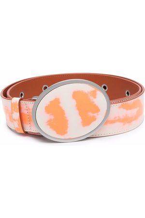 Camper Lab Belts - Abstract-print belt