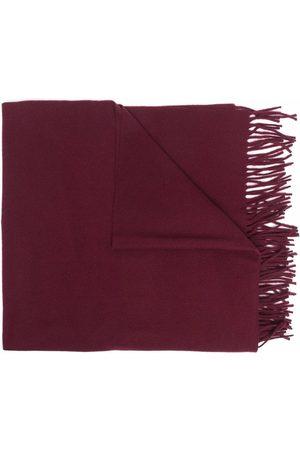 Etudes Magnolia virgin wool scarf