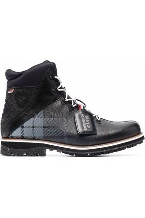 Rossignol 1907 Chamonix tartan-print boots