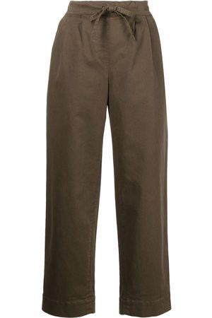 Cinq A Sept Paperbag-waist trousers