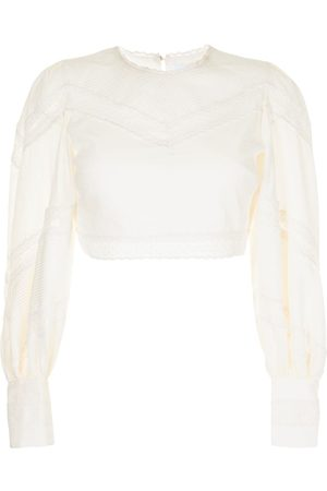 Alice McCall Girls Blouses - Some Girls embroidered blouse