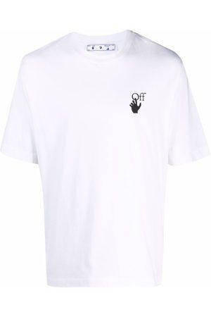 Off-White Men T-shirts - Arrows-print T-shirt
