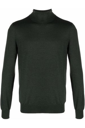 Barba Roll-neck knit jumper