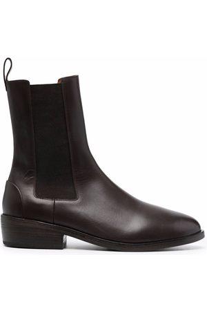 MARSÈLL Men Chelsea Boots - Almond toe chelsea boots
