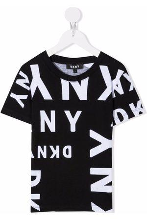 Dkny Kids Short-sleeve logo t-shirt