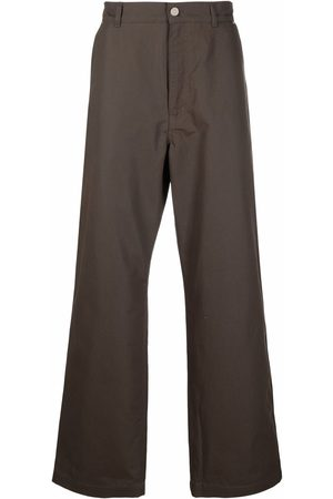 Kenzo High-rise tailored trousers