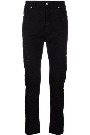 John Richmond Slim-cut denim jeans