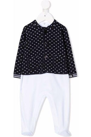 Emporio Armani Pajamas - Colour block pyjama