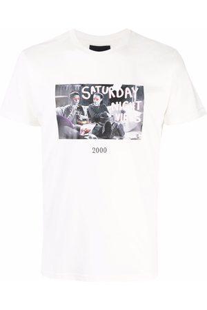 Throwback. Short Sleeve - Graphic-print short-sleeve T-shirt