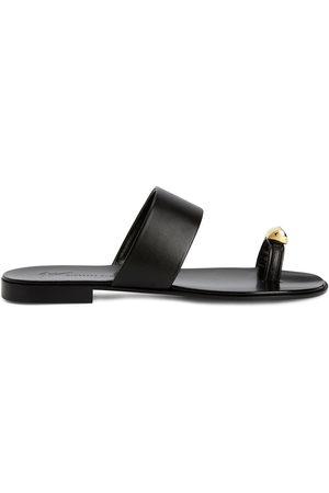Giuseppe Zanotti Men Flat Shoes - Norbert flat sandals