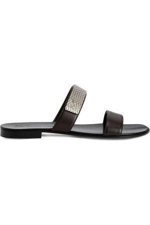 Giuseppe Zanotti Men Sandals - Zak strappy sandals