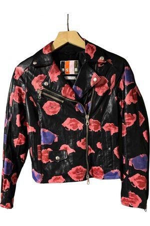 MSGM Leather jacket