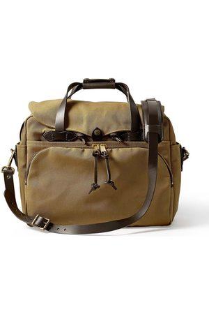 Filson Rugged Twill Padded Computer Bag Tan