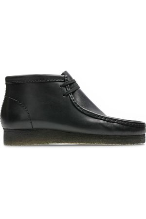 Clarks Wallabee Boot - Leather