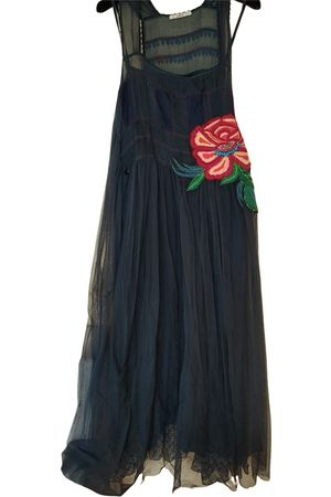 Péro Silk maxi dress