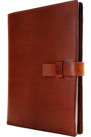 The Dust Italy Mod 129 Document holder Cuoio Cuoio