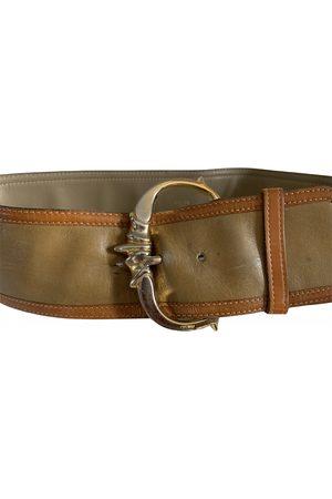 Céline Women Belts - Leather belt