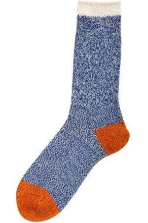 Patapaca Melange Sock Azul /