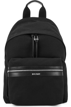 Palm Angels Men Luggage - Canvas backpack