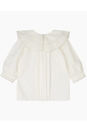 LILY AND LIONEL Kiera Top Ivory