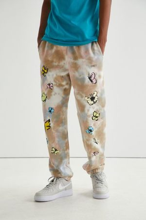 OBEY UO Exclusive Butterflies Sweatpant