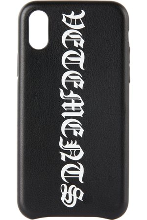 Vetements Gothic Logo iPhone XS Max Case