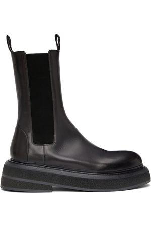 Marsèll Grey Zuccone Chelsea Boots