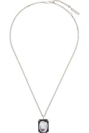 SWEETLIMEJUICE Men Necklaces - Octagonal Knife Edge II Necklace