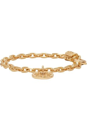 Emanuele Bicocchi Men Bracelets - Coin Bracelet
